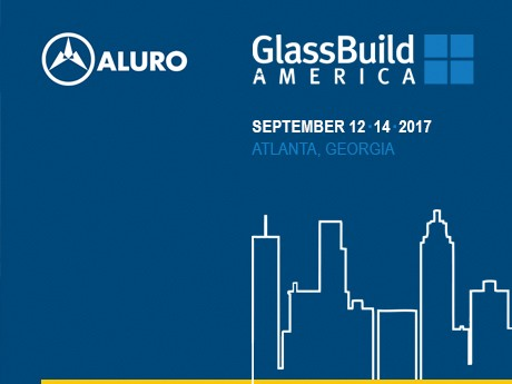 Visit Aluro at GlassBuild America 2017