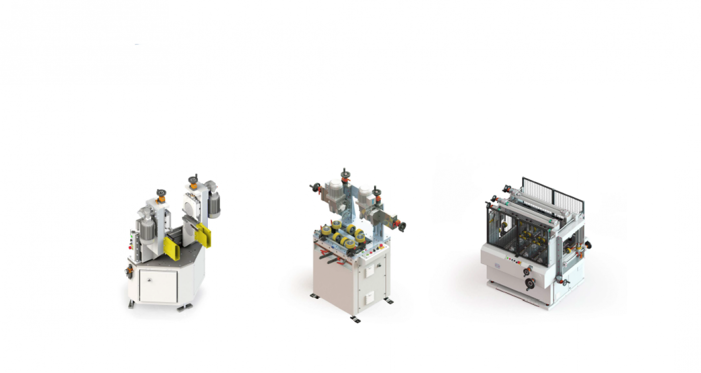 Stand Alone Thermal Break Assembly machines